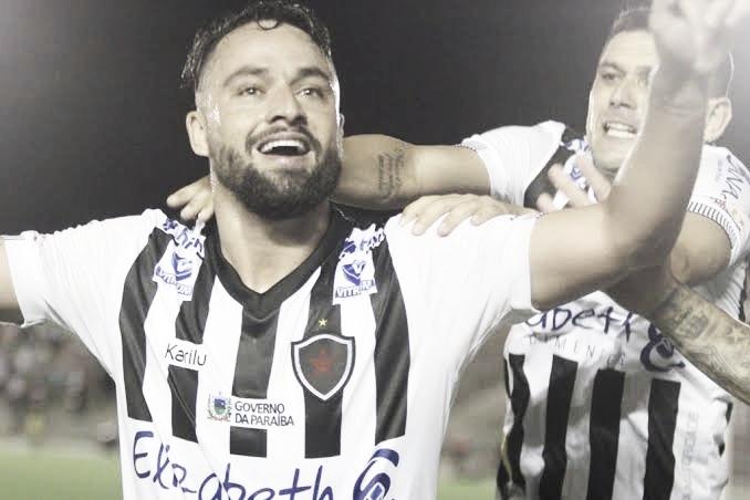 Entre críticas e êxitos: a redenção de Nando no Botafogo-PB