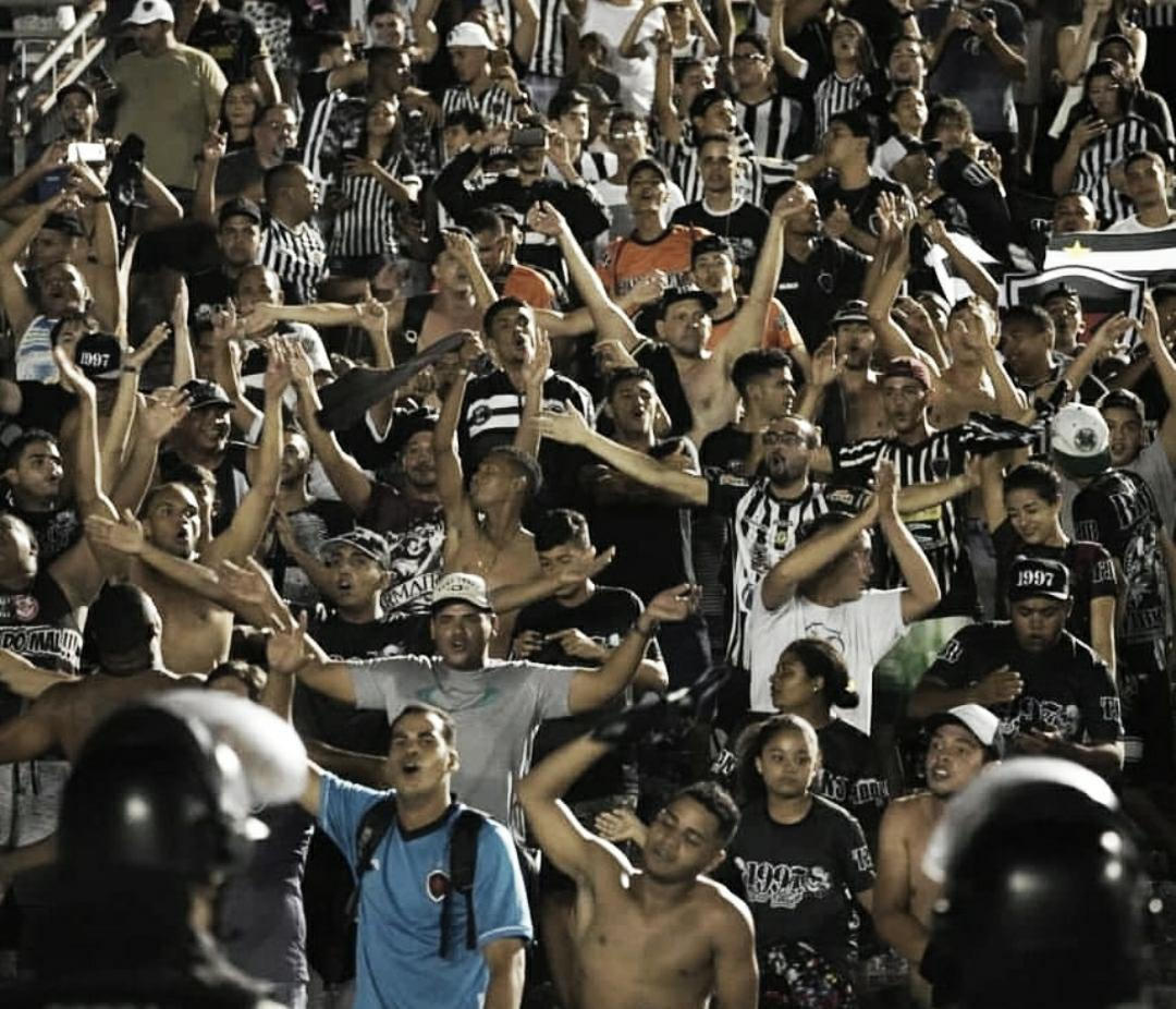 Ministério Público recomenda torcida única no jogo entre Botafogo-PB e Santa Cruz