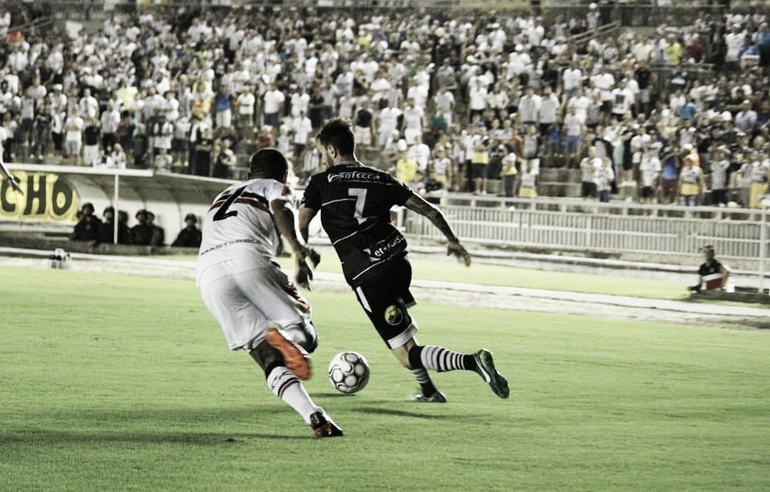 Em situações opostas, Botafogo-PB e Santa Cruz duelam em busca da primeira vitória na Série C