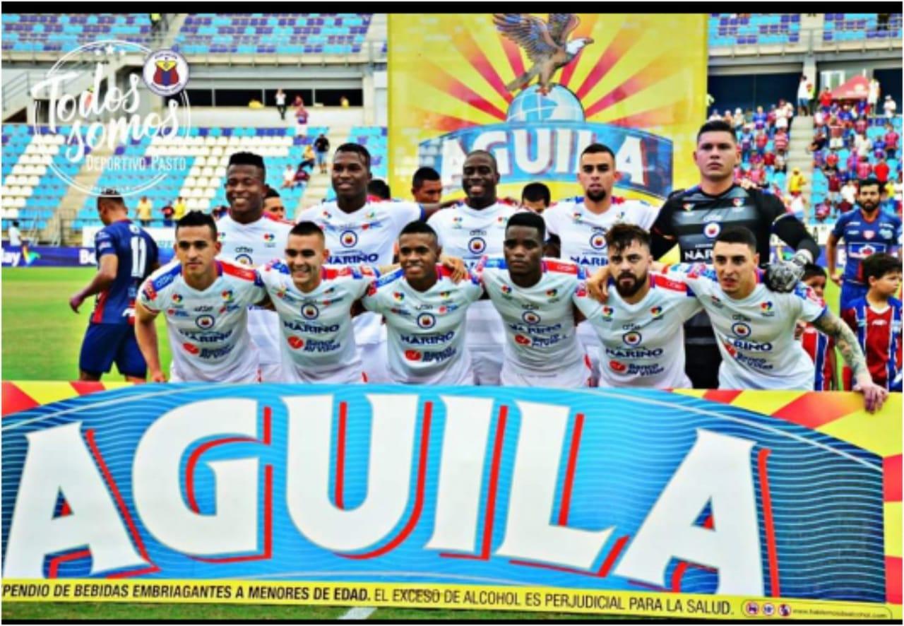 Deportivo Pasto disolvió al 'ciclón' en Santa Marta