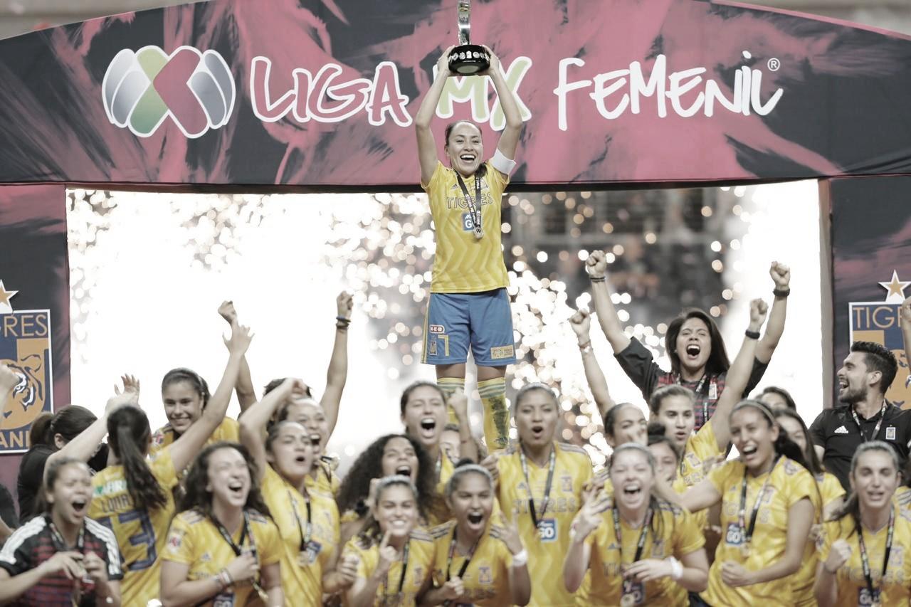 Tigres Femenil lo hizo de nuevo, Campeonas en el BBVA