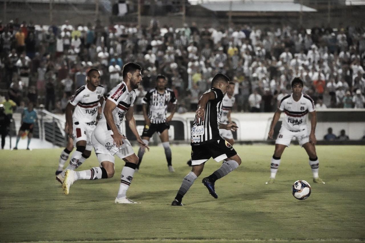 Botafogo-PB e Santa Cruz empatam e seguem sem vitórias na Série C