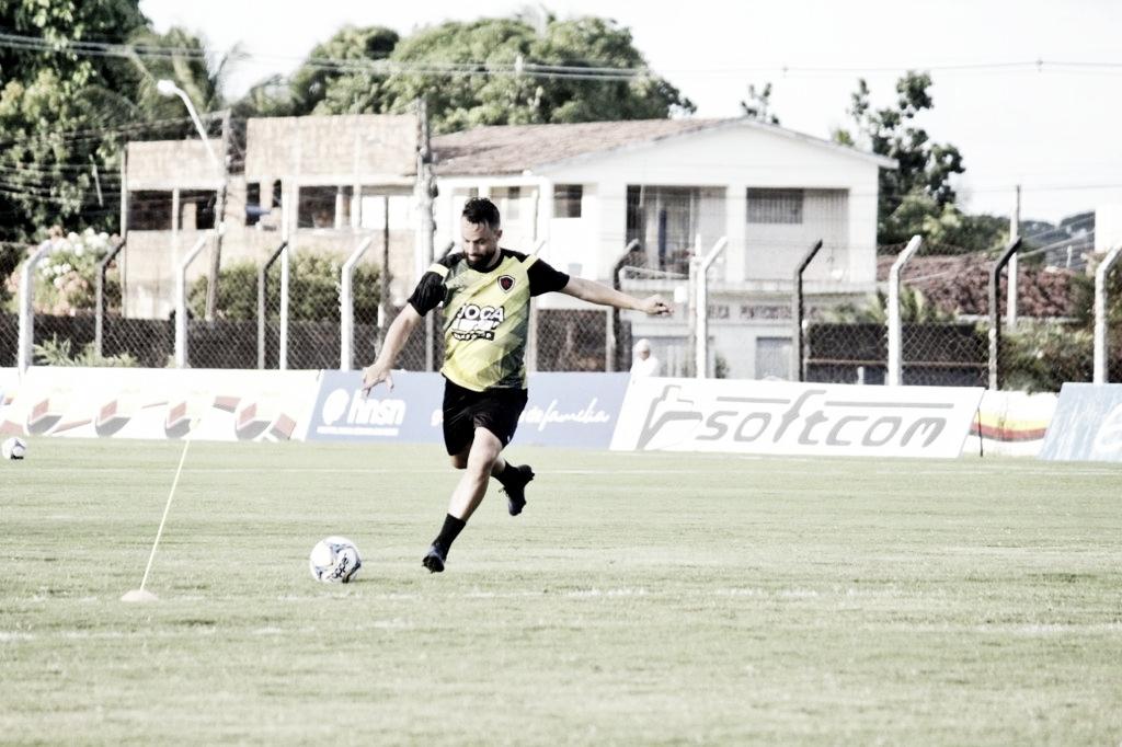 Botafogo-PB conta com o retorno de Nando para enfrentar ABC