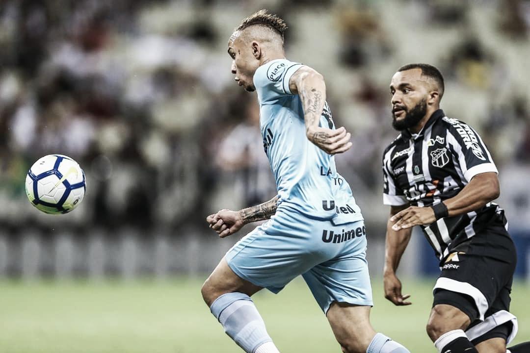 Ceará e Grêmio se enfrentam em Fortaleza e ambos precisam urgentemente da vitória