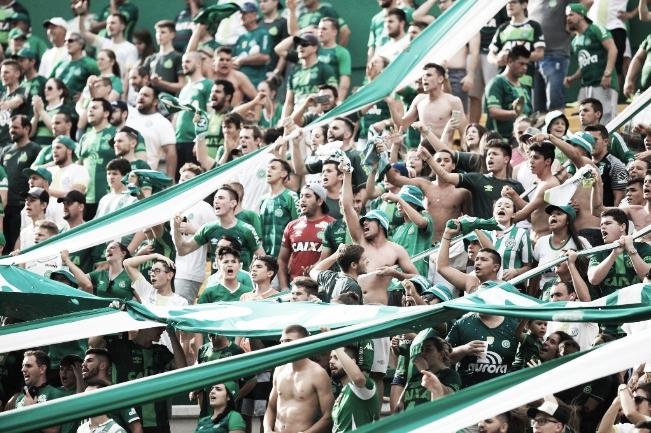 Inédito: Chapecoense e Fortaleza se enfrentam pela primeira vez na história