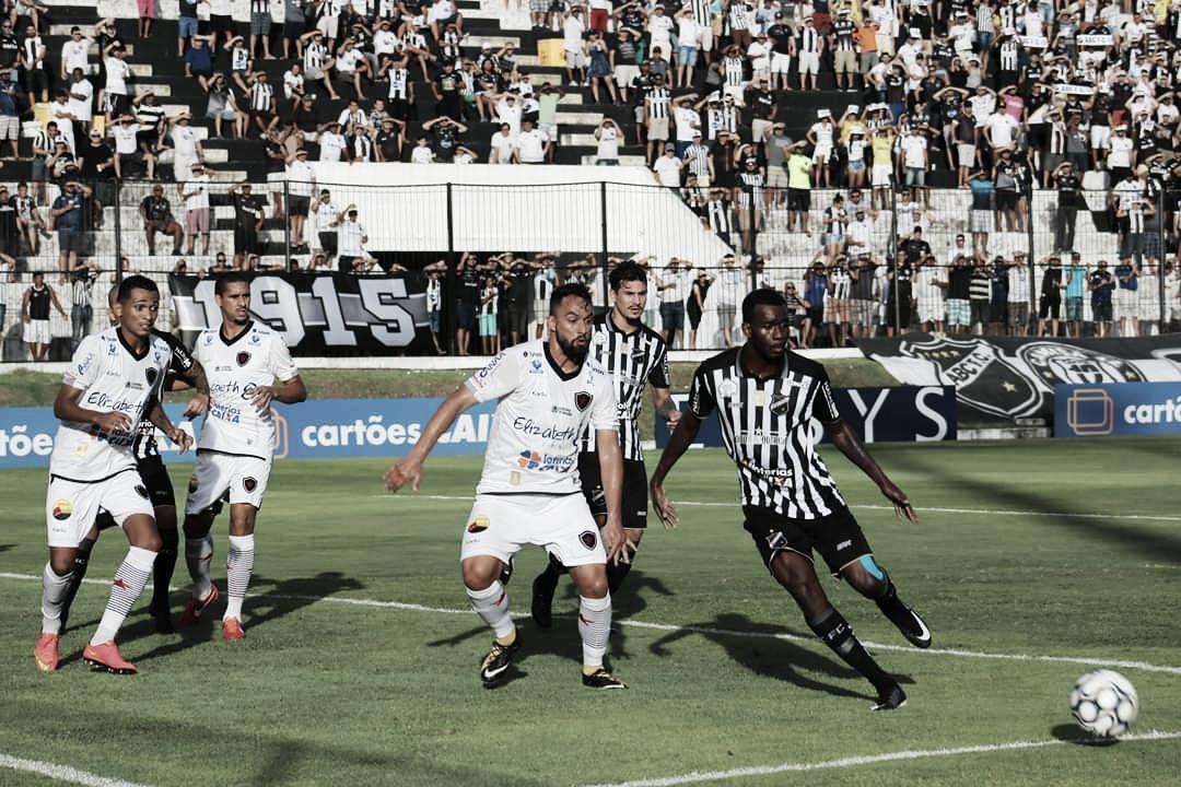 Duelo alvinegro: ABC e Botafogo-PB se enfrentam no Frasqueirão pela Série C