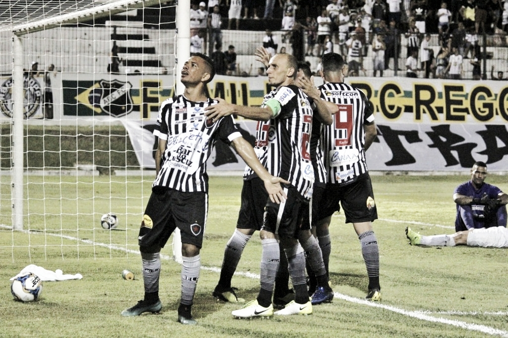 Botafogo-PB vira sobre o ABC no fim e conquista primeira vitória na Série C