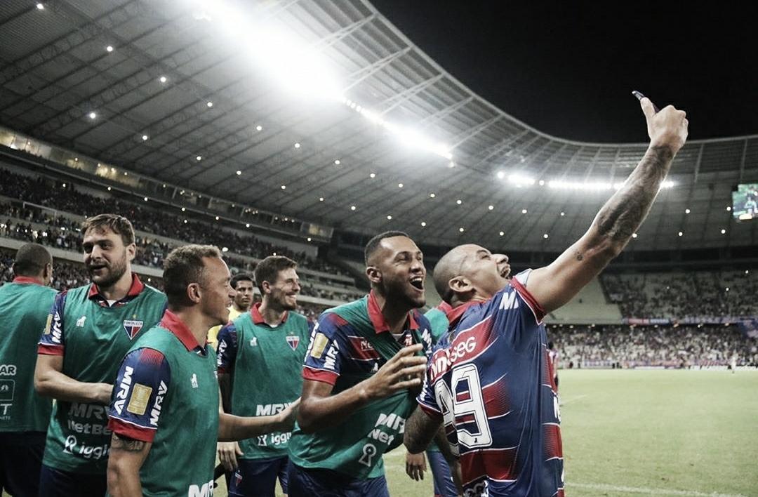 Com Gol De Wellington Paulista Fortaleza Vence O Botafogo Pb E Sai Na Frente Na Decisao Da Copa Do Nordeste Vavel Brasil