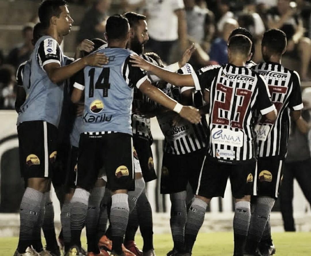 Papo reto: Botafogo-PB, mais uma vez, salva o final de semana dos times paraibanos