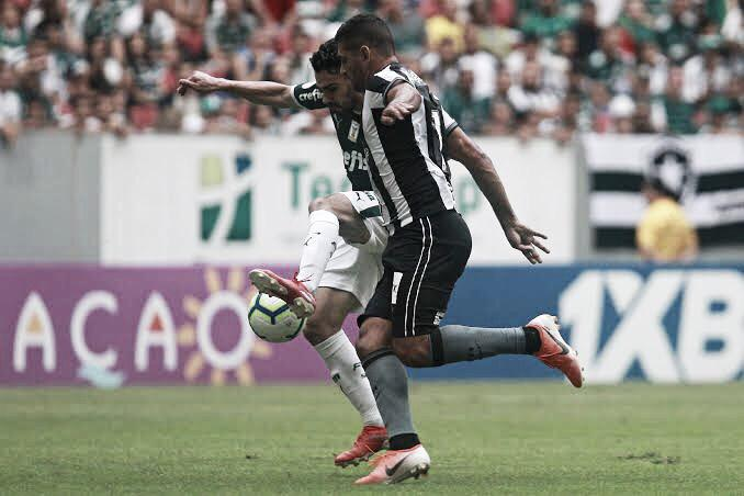 Após polêmica com o VAR, Botafogo tentará anulação da partida contra o Palmeiras