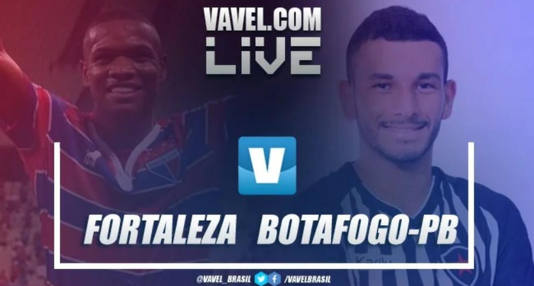 Gols e melhores momentos Botafogo-PB 0x1 Fortaleza pela Copa do Nordeste