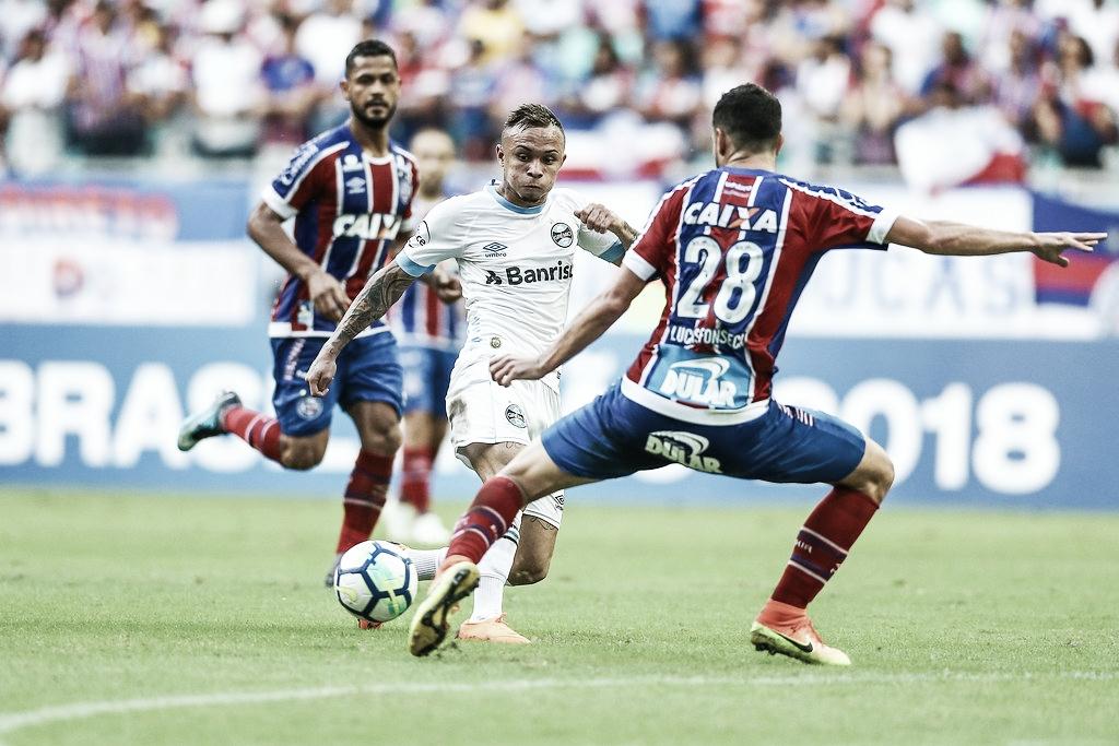 Duelo Tricolor! Bahia e Grêmio se enfrentam em Pituaçu