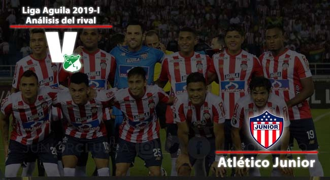 Deportivo Cali, análisis del rival: Atlético Junior