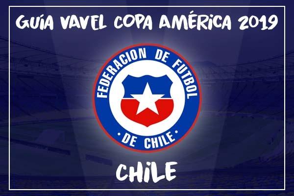 Guía VAVEL, Copa América 2019: Selección de Chile