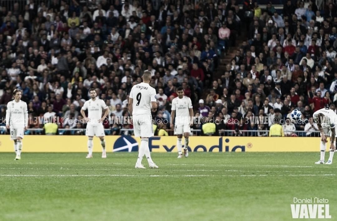 Resumen de temporada Real Madrid, Uefa Champions League: aquí tampoco pudo ser