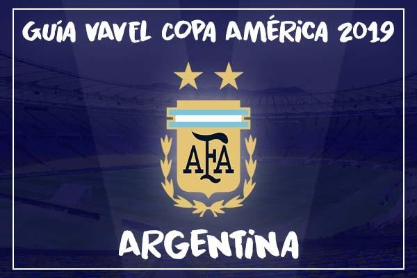 Guía VAVEL, Copa América 2019: Selección Argentina