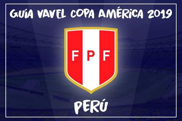 Guía VAVEL, Copa América 2019: Selección Perú