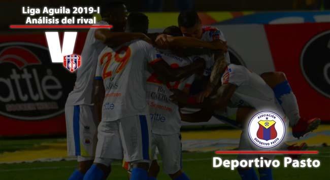 Unión Magdalena, análisis del rival: Deportivo Pasto