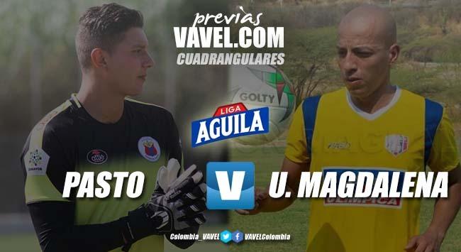 Previa Deportivo Pasto vs Unión Magdalena: con las esperanzas puestas en la final