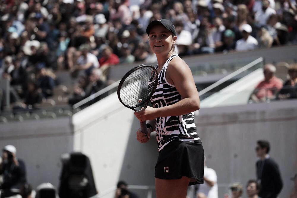 Barty confirma grande fase, bate Keys e alcança semifinais em Roland Garros