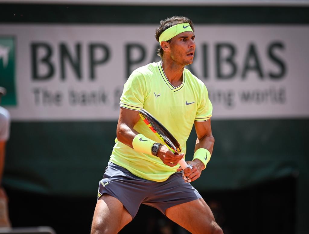 """Rafael Nadal: """"Estoy muy feliz de haber llegado a otra final"""""""