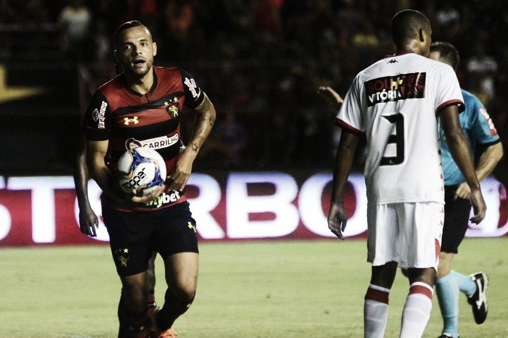 Sport vence o Vitória na Ilha do Retiro e volta ao G-4 da Série B