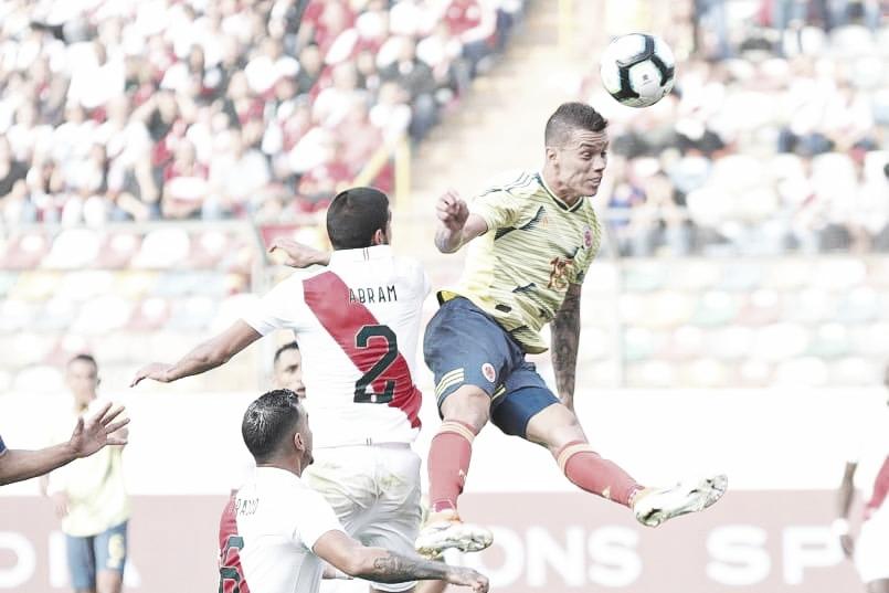 La selección Colombia quedó lista para la Copa América