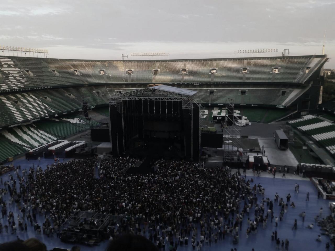ConciertOT 2018 Sevilla: Una noche espléndida para un concierto a lo grande
