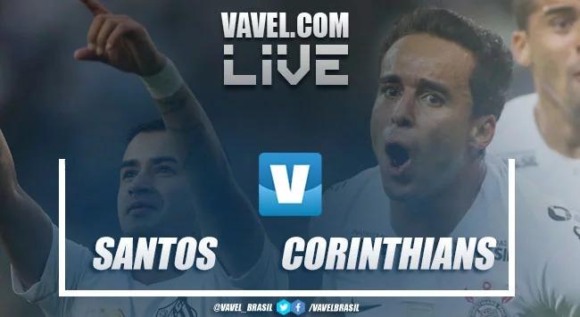Assistir Santos x Corinthians ao vivo online pelo Campeonato Brasileiro 2019 (1-0)