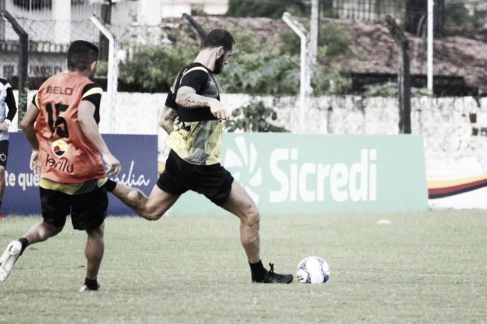Botafogo-PB se reapresenta após adiamentos do jogo contra o Náutico