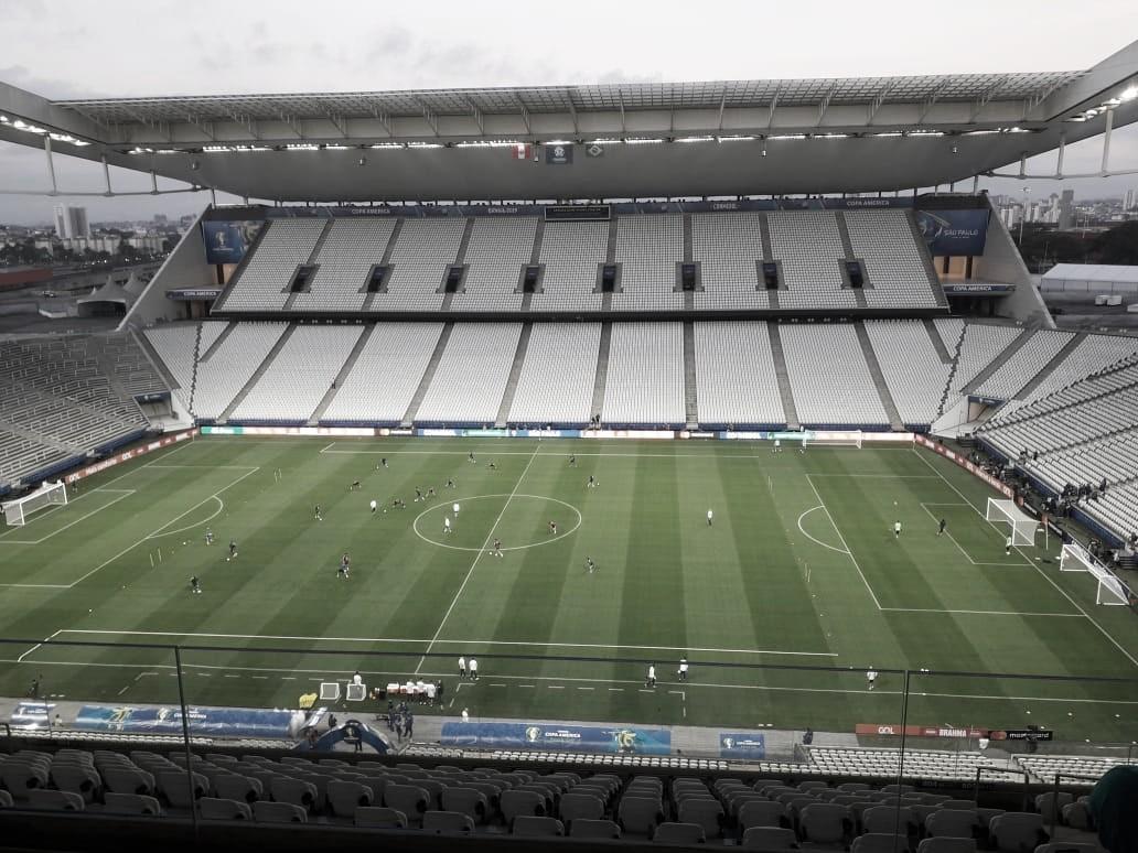 Tite esconde time titular do Brasil em último treino antes de encarar Peru