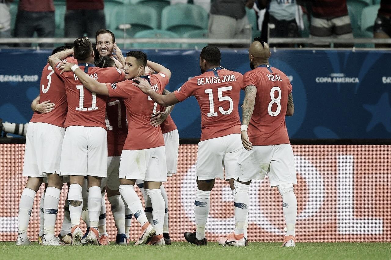 Chile: as falhas que podem se tornar cruciais na Copa América