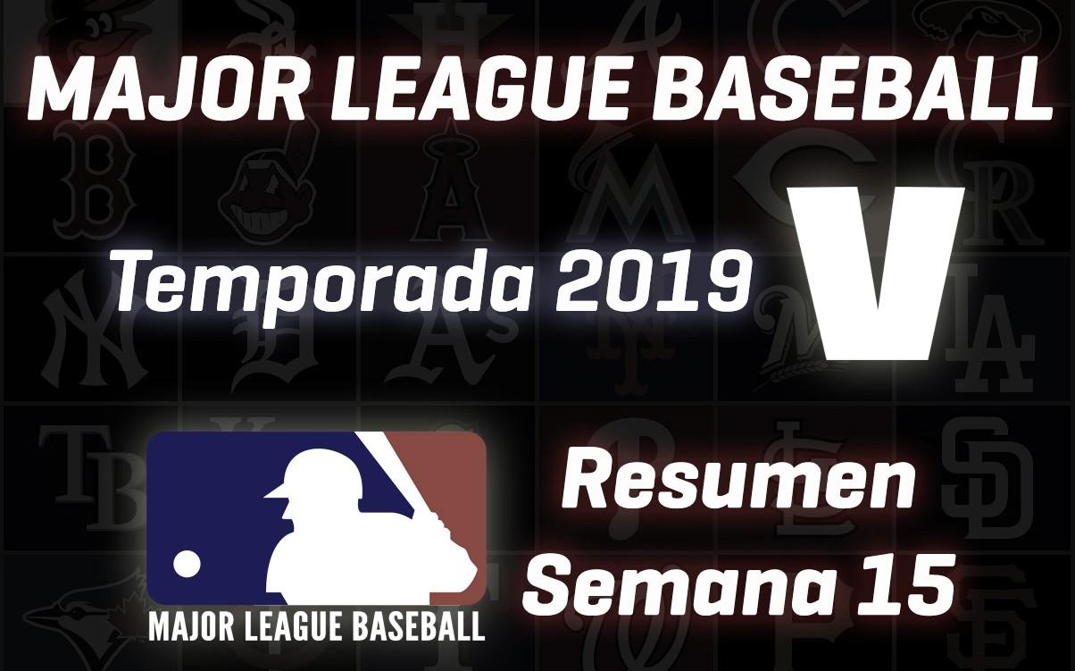 Resumen MLB, temporada 2019: décima colombiana y sus jonrones