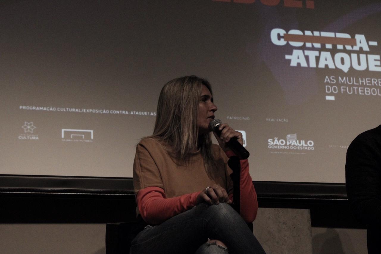 """Emily Lima critica estrutura do futebol feminino no país: """"Estamos no zero"""""""