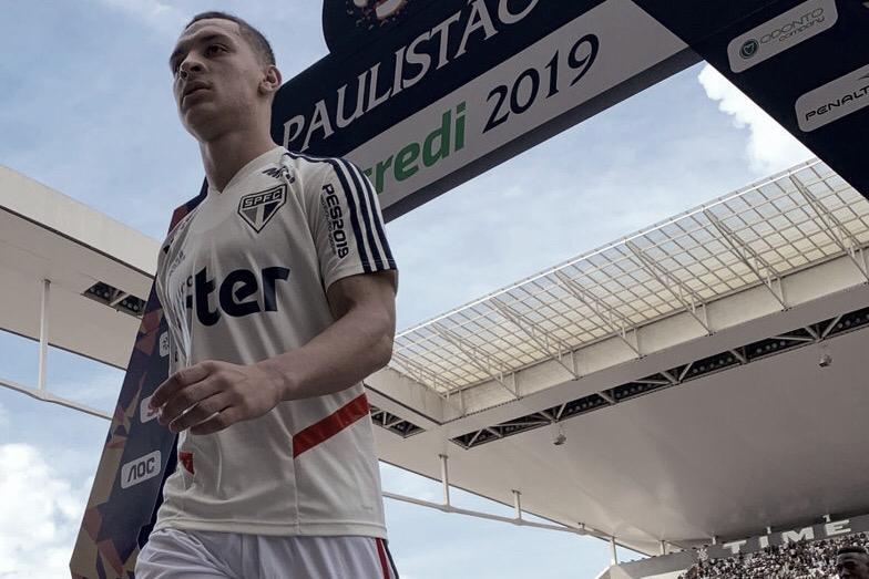 Antony é desfalque em treino do São Paulo e Raniel aguarda regularização para estreiar