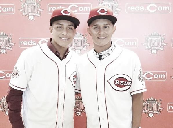Nuevos prospectos al béisbol organizado