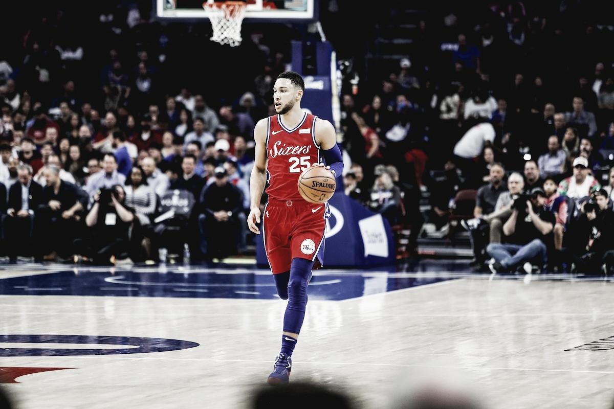 Contrato máximo: Ben Simmons renova por cinco anos com os 76ers