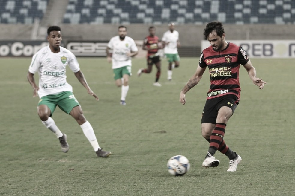 Gol e melhores momentos de Cuiabá 1 x 0 Sport pelo Campeonato Brasileiro