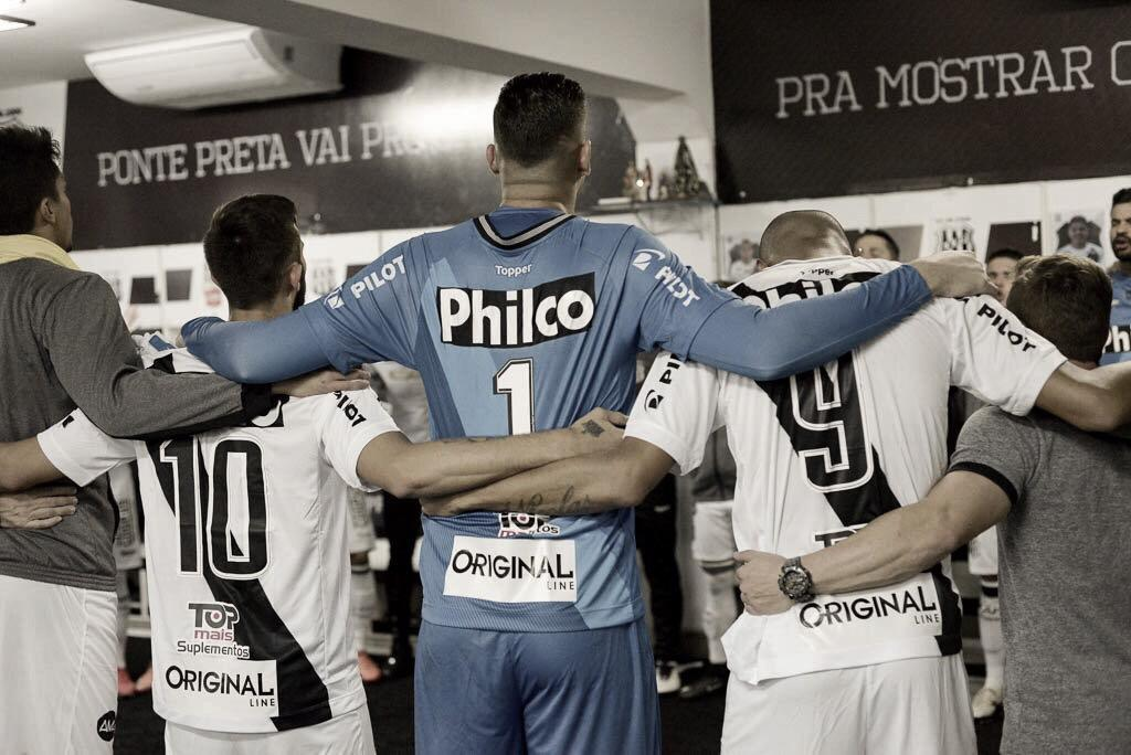 Buscando liderança da Série B, Ponte Preta recebe Atlético-GO