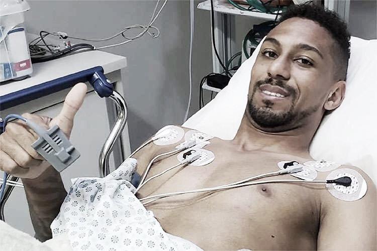 Biro-Biro passará por novos exames após mal-estar em treino do Botafogo