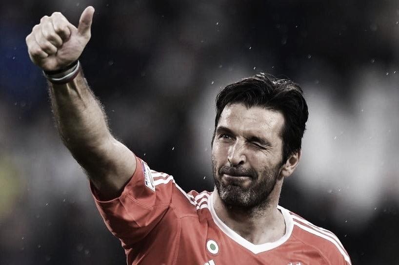 De Ligt marca contra, Buffon brilha nos pênaltis, e Juventus bate Inter na Champions Cup