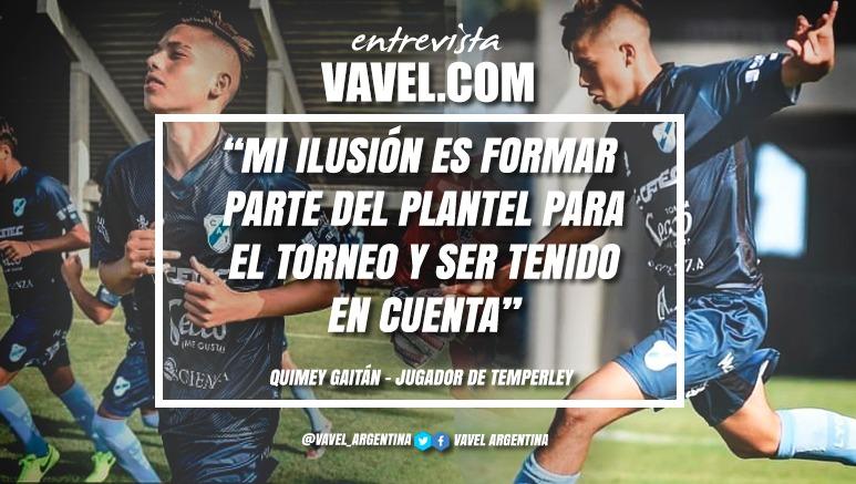 """Entrevista. Quimey Gaitán: """"Se formó un gran grupo, todos tiran para el mismo lado desde su lugar"""""""