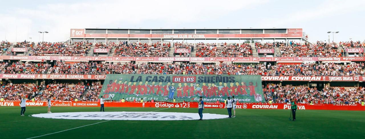 El Granada CF supera ya los 10.000 abonados en su regreso a Primera