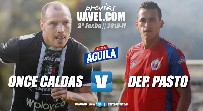 Previa Once Caldas vs Deportivo Pasto: duelo de necesitados