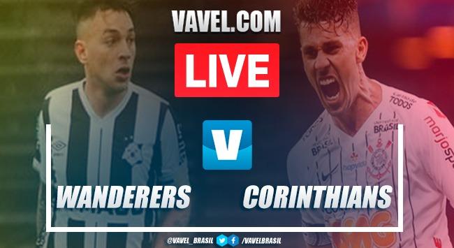 Resultado e gols Wanderers x Corinthians pela Sul Americana
