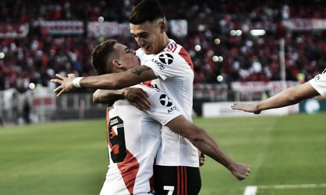 River Plate goleó a Lanús por la segunda fecha de la Superliga Argentina