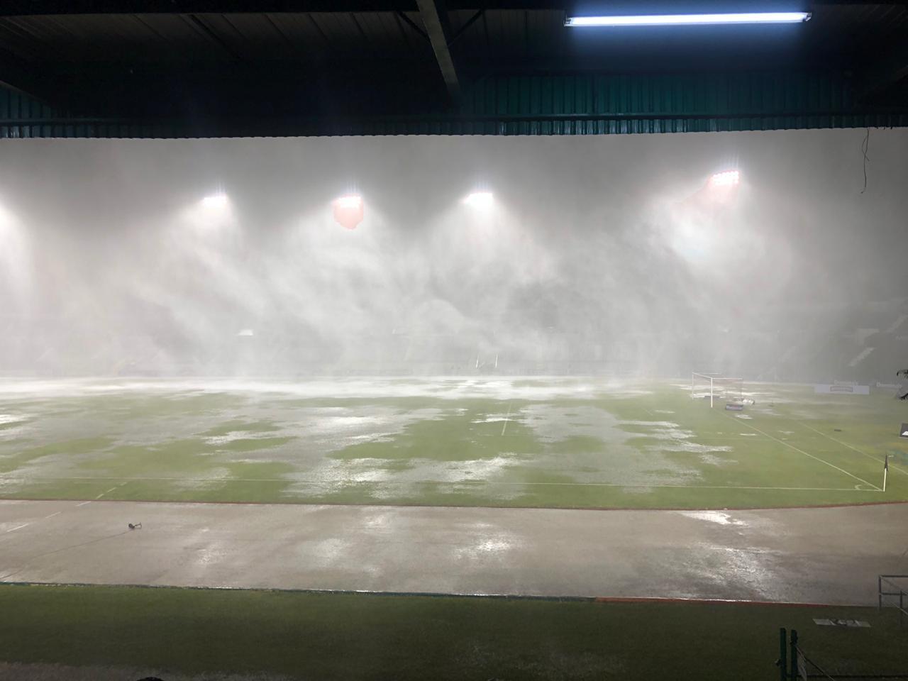 Cafetaleros - Monterrey intenso como tormenta