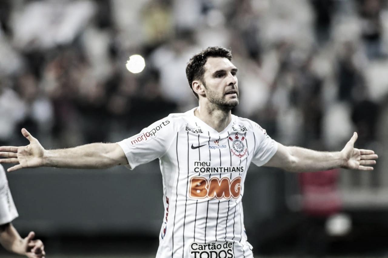 """Boselli se mostra contente com própria atuação: """"Todos me apoiaram para fazer o gol """""""