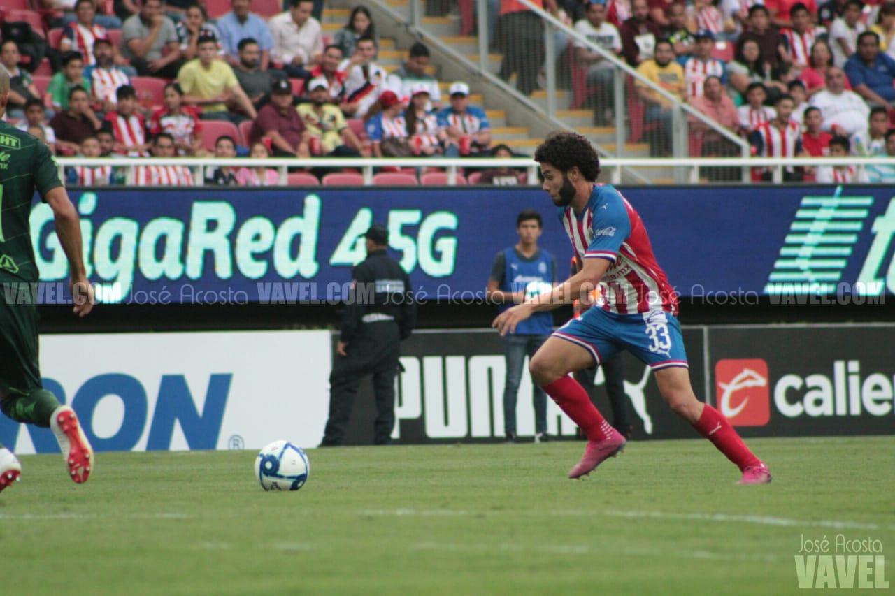 Chivas 2- 1 Santos: puntuaciones de Chivas en el duelo de Copa MX