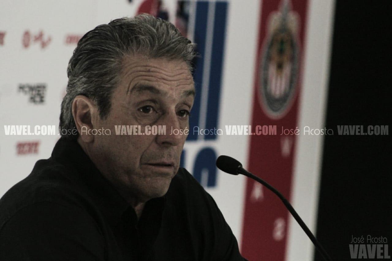 Tomás Boy destaca la actuación de Alexis Vega